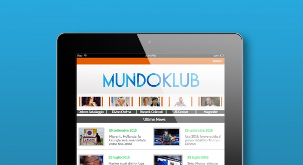 A portal focused on interests and passions: Mundoklub by Tekka