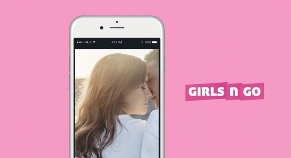 Girls'n'Go, the chat community by Tekka which expands your world!